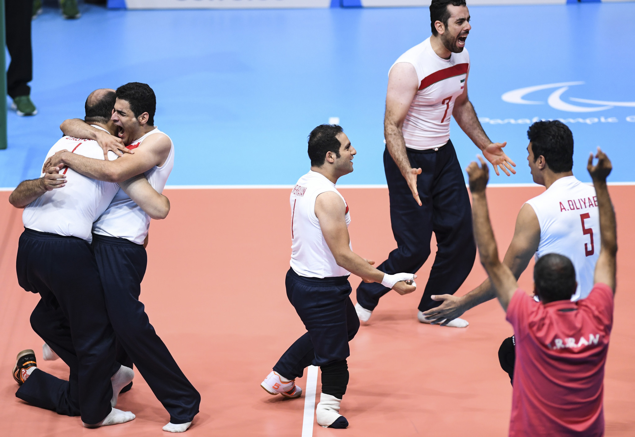 Hadi Rezaei is due to coach Iran's men's sitting volleyball team at Tokyo 2020 where they will hope to defend their Paralympic title ©Getty Images