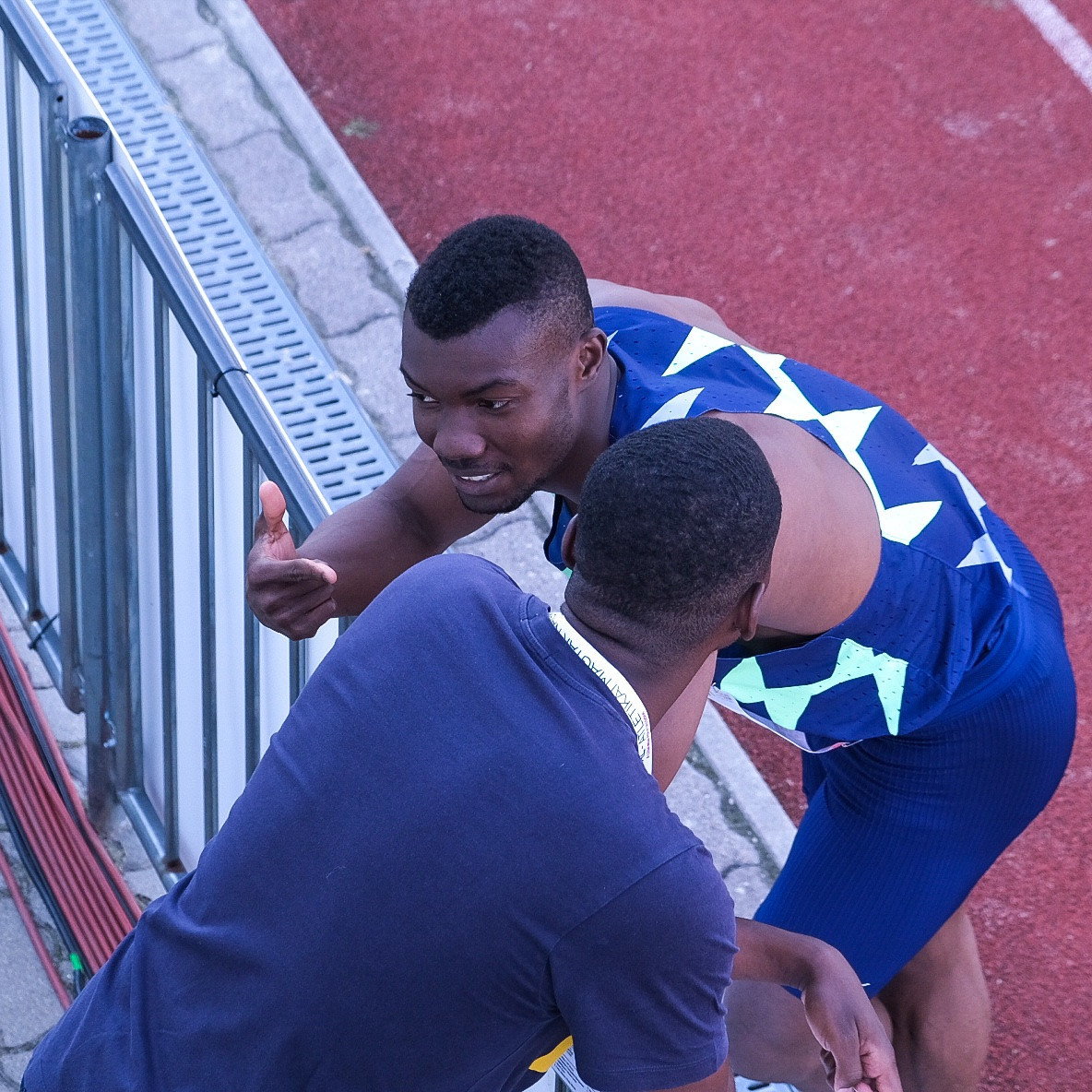 Zango sets 2020 world best of 17.43m to beat Olympic and world champion Taylor in Hungary