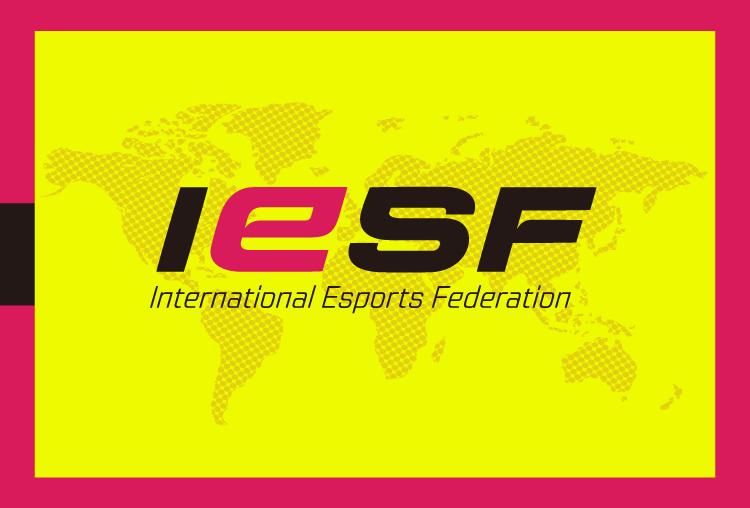 International Esports Federation unveils new logo