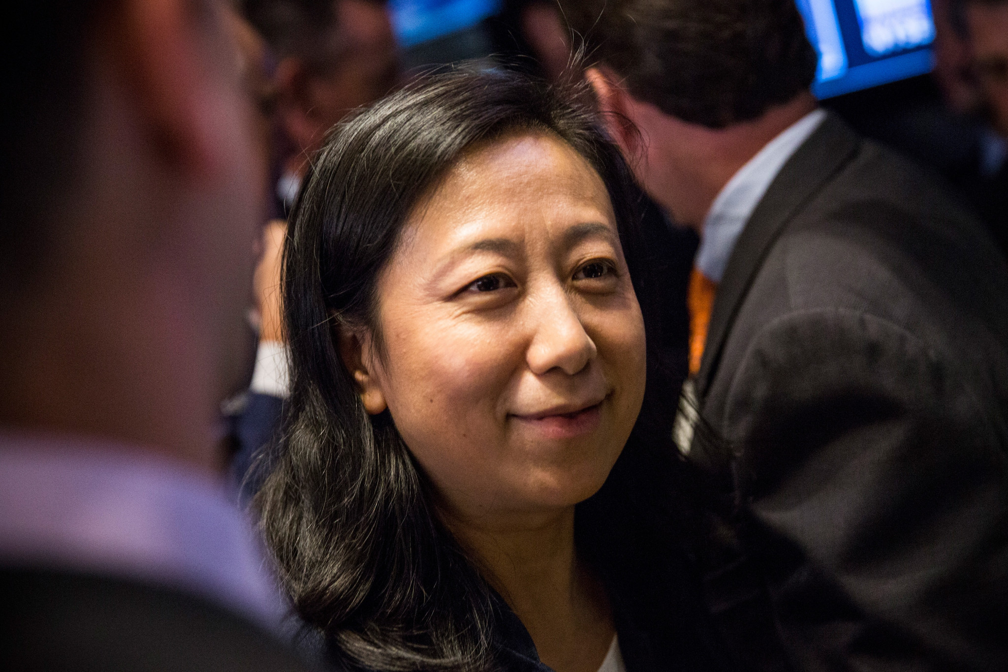 Maggie Wu says Alibaba's core domestic business has