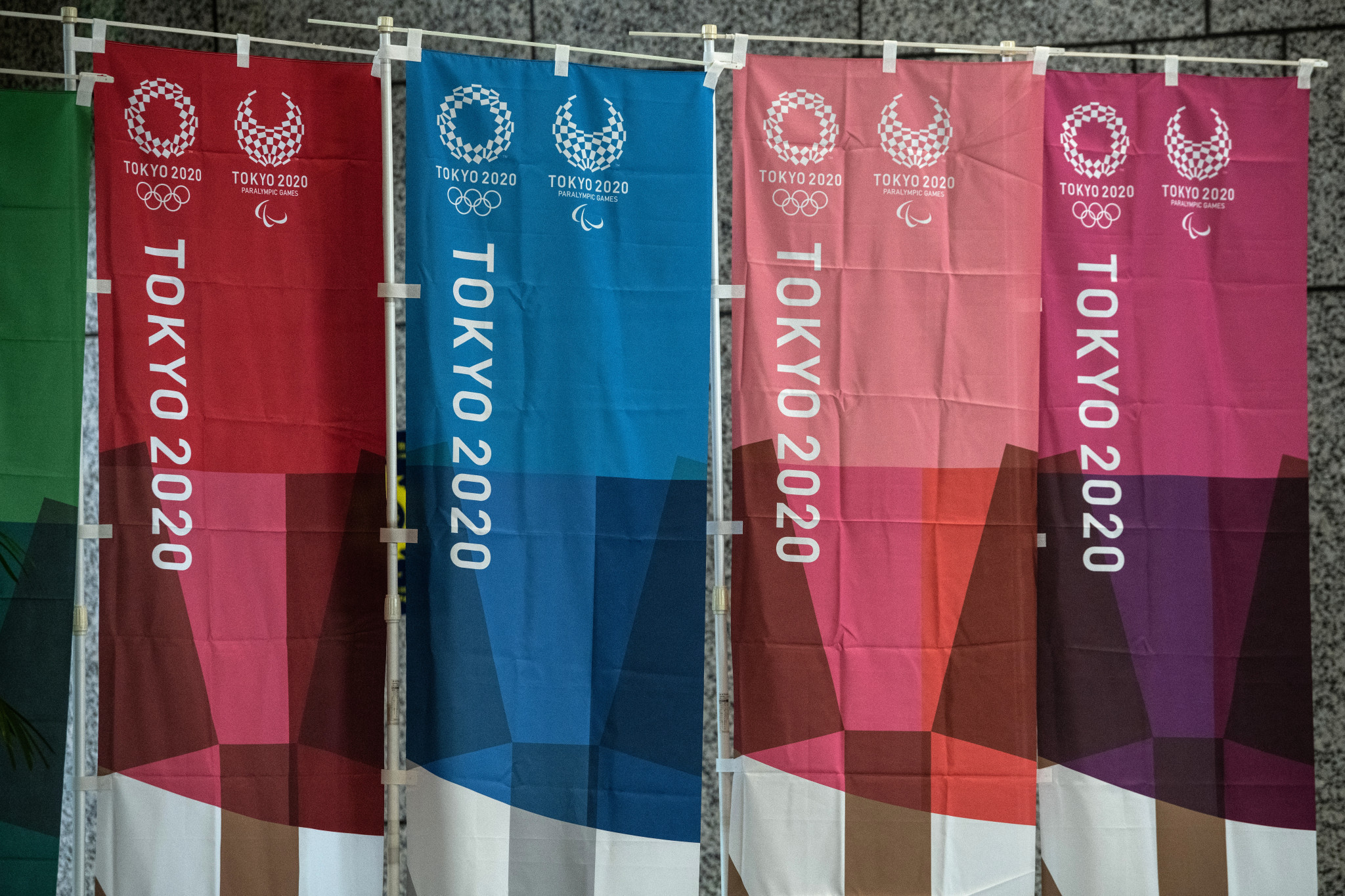 Dow and Toppan create recyclable banners and signs for Tokyo 2020