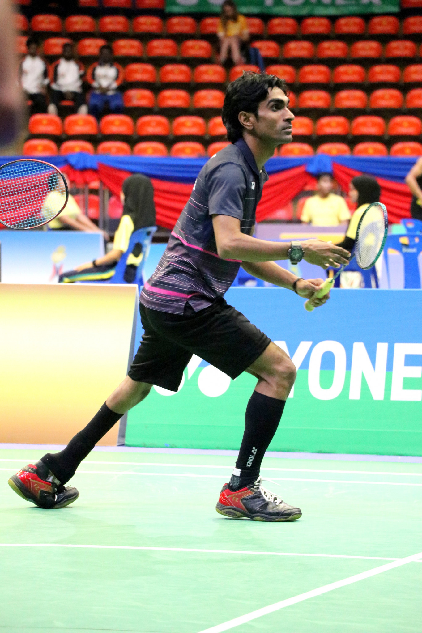Pramod Bhagat is one of India's main medal hopes for next year's Paralympic Games in Tokyo ©APC