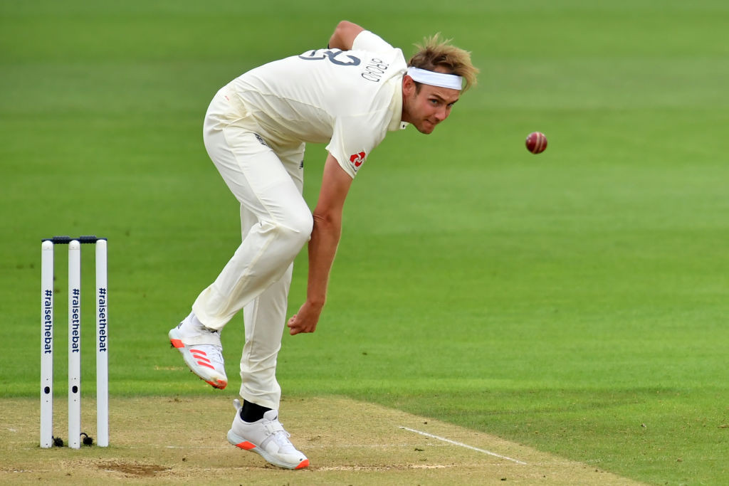 Broad moves up to second on ICC Test bowling rankings