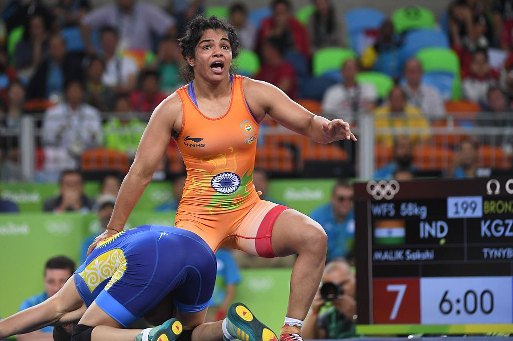 Olympic bronze medallist Sakshi Malik was due to participate at the camp in Lucknow ©Getty Images