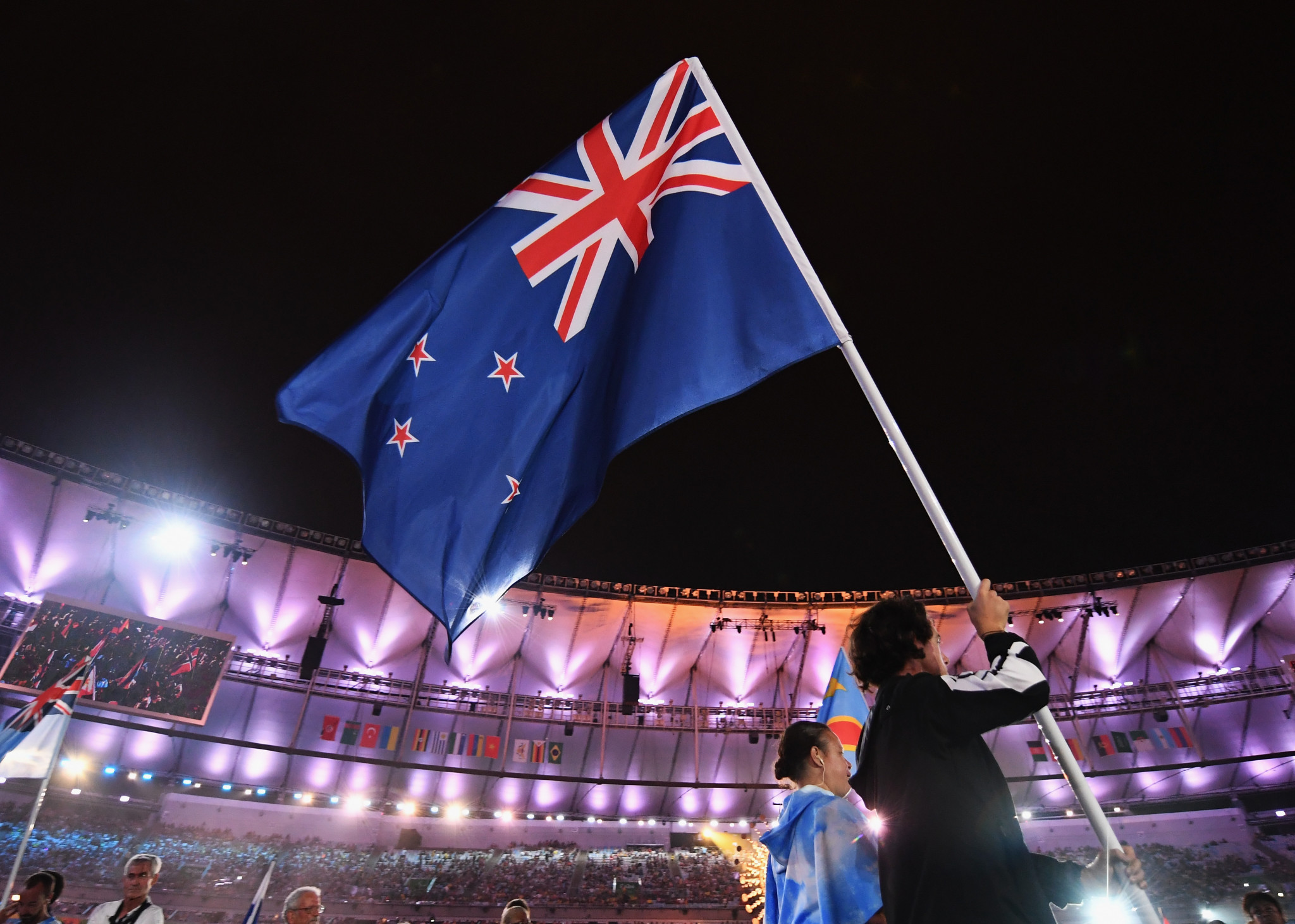Paralympics New Zealand has begun to celebrate the one-year countdown until the postponed Paralympic Games in Tokyo ©Getty Images