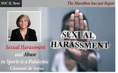 Sri Lankan NOC hold webinar on sexual abuse and harassment in sport