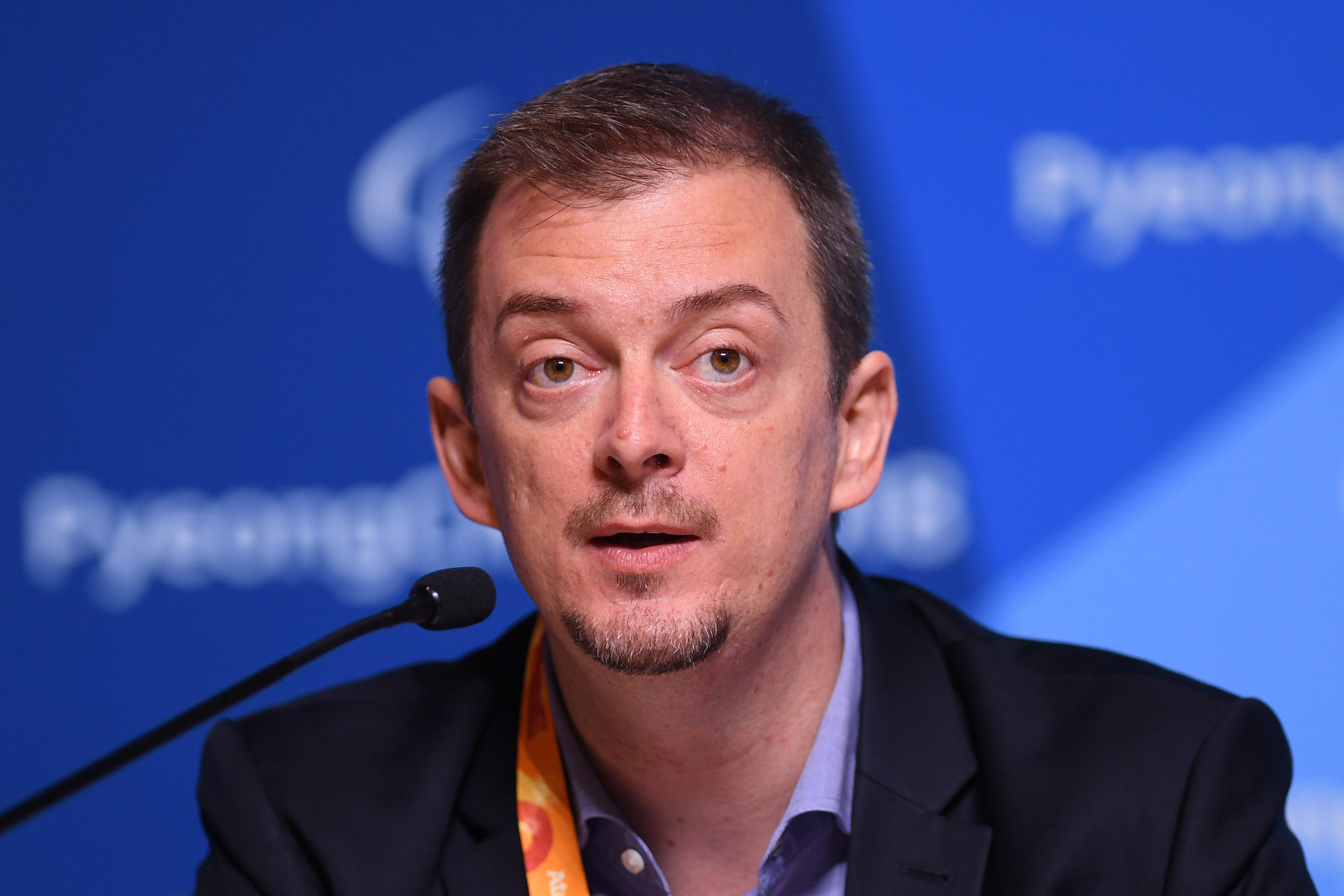 IPC President Andrew Parsons mentioned the work that Para-sport does in changing attitudes towards disability ©Getty Images