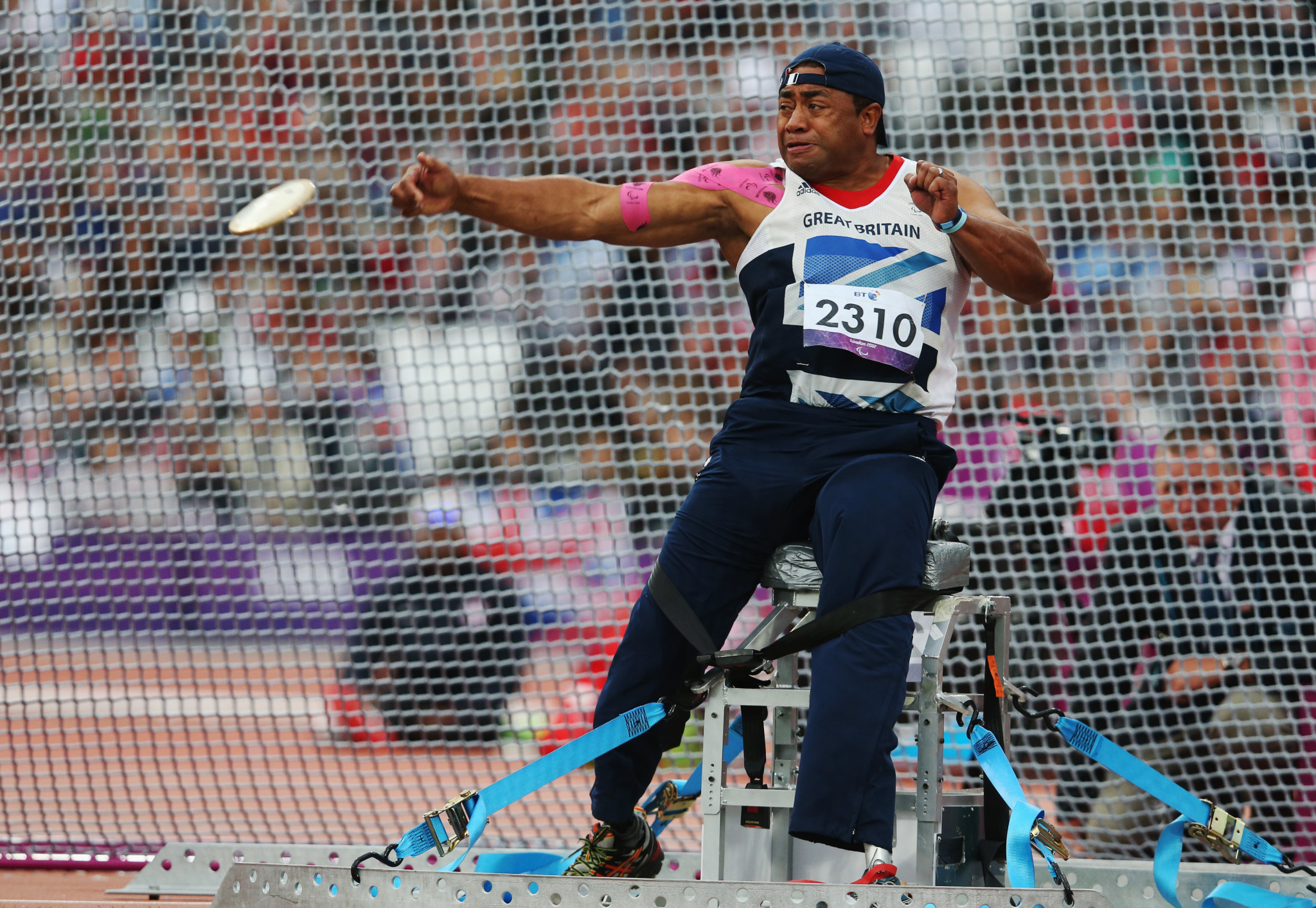 British Paralympian Derenalagi switches allegiances to Fiji