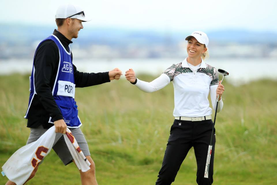World number 304 Popov records fairytale win at Women's Open