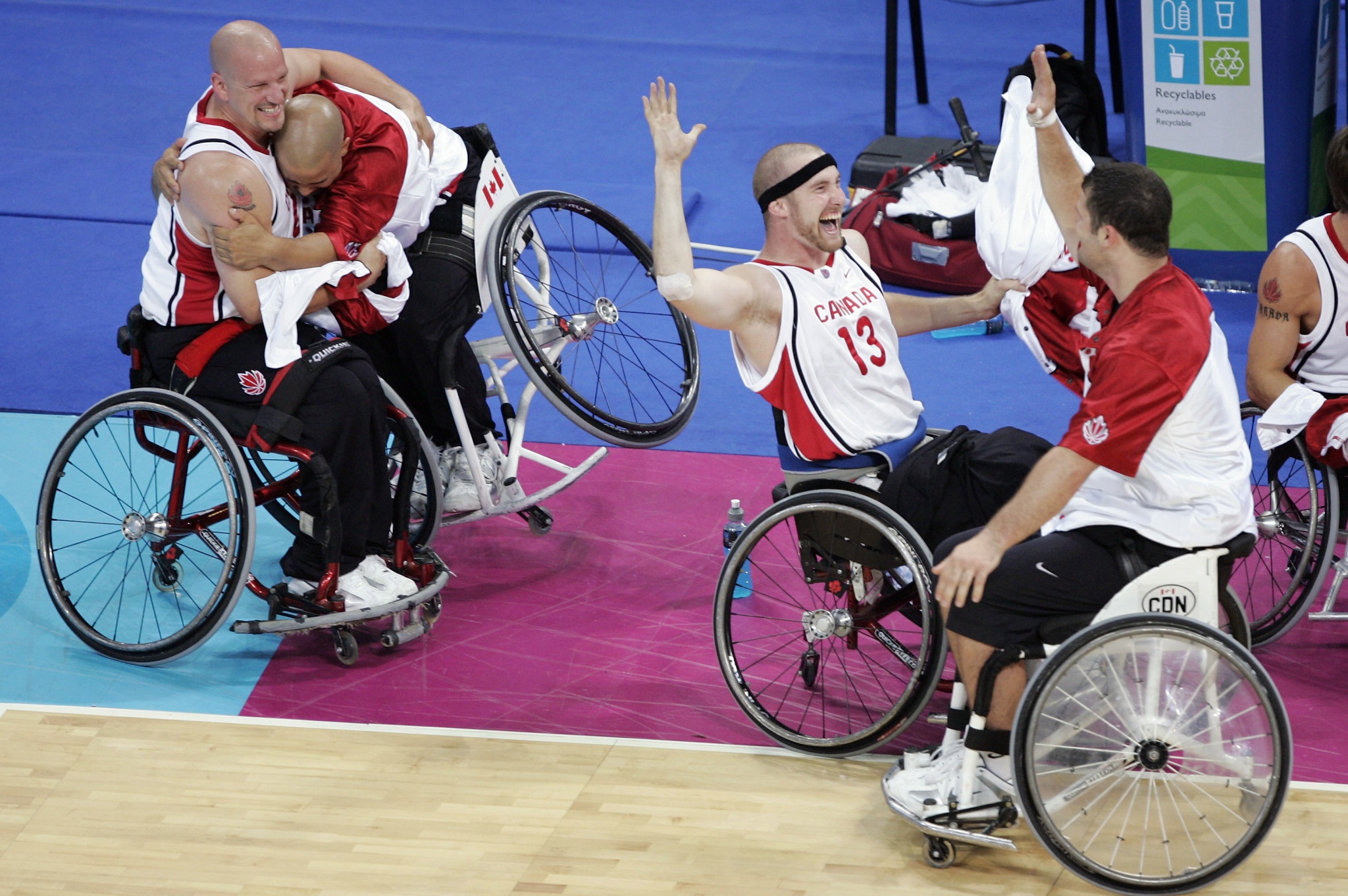Canadian Paralympic Committee launches highlights series one year before Tokyo 2020