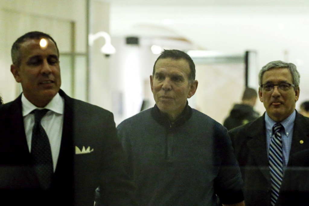 Juan Angel Napout is one of the three former CONMEBOL Presidents to be accused of corruption
