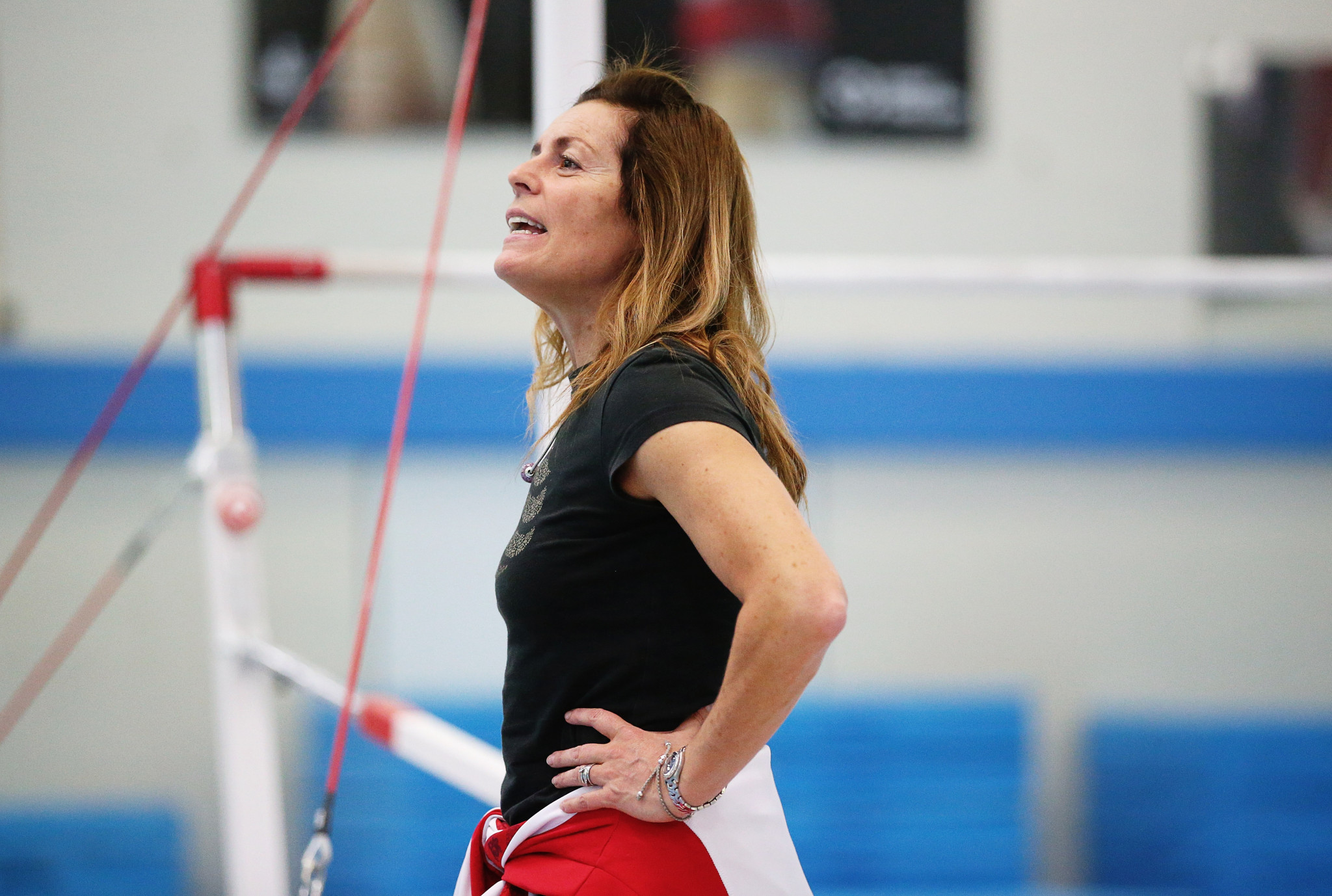 British Gymnastics head coach temporarily stands aside amid abuse allegations