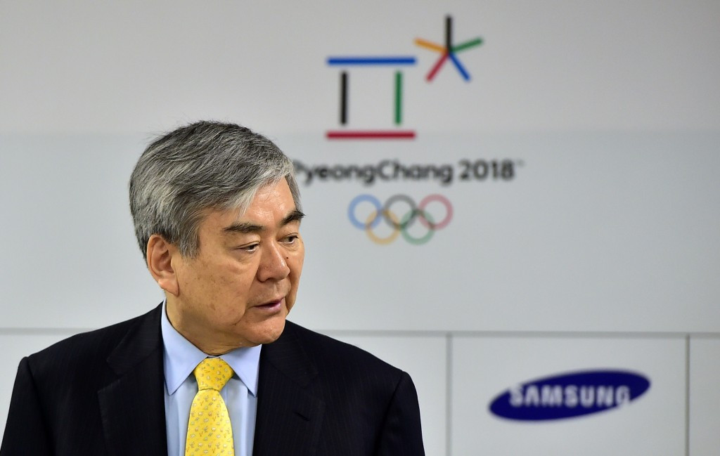 "Pyeongchang 2018 claim ""year of accomplishments"""
