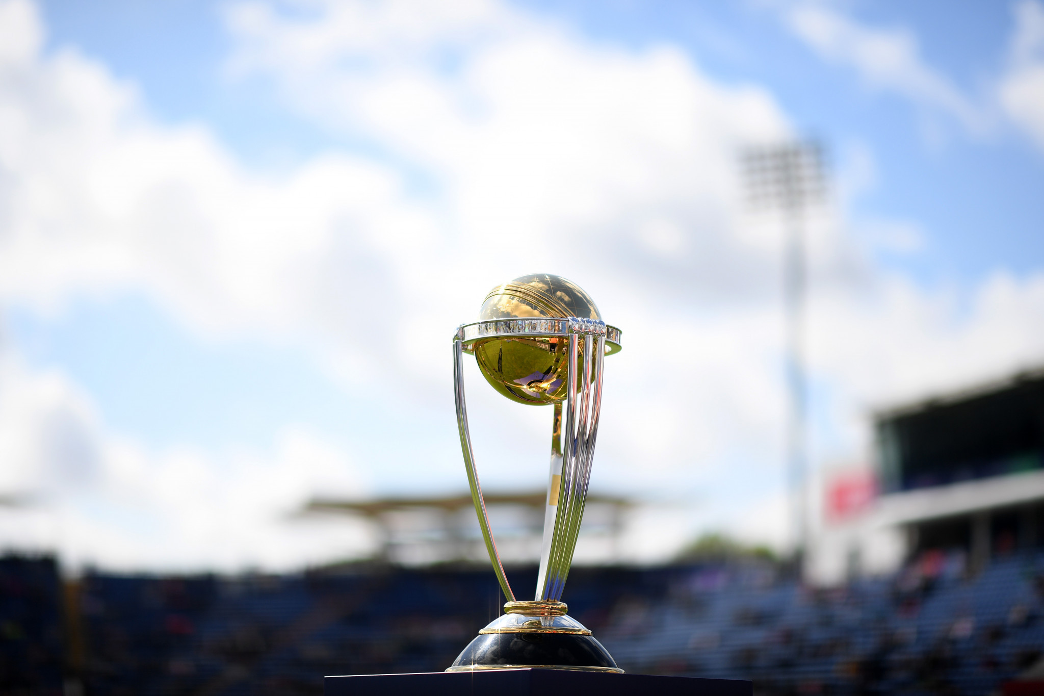 The ICC Men's Cricket World Cup 2023 has been rescheduled to October and November that year ©Getty Images