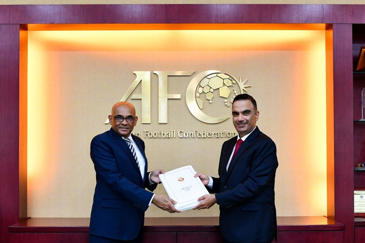 Qatar submits bidding documents for 2027 Asian Cup
