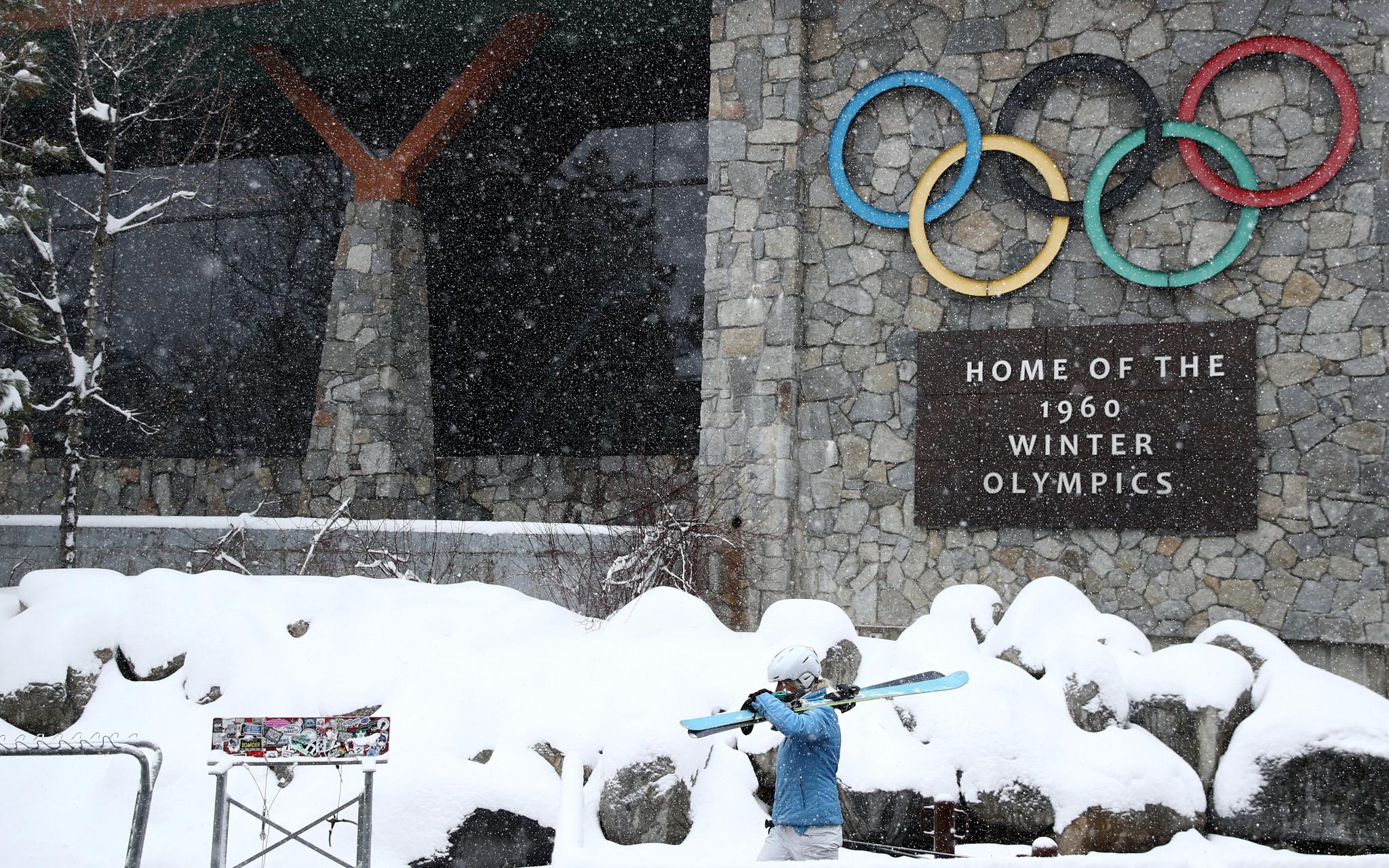 Winter Olympic host Squaw Valley Ski Resort set for name change over derogatory term