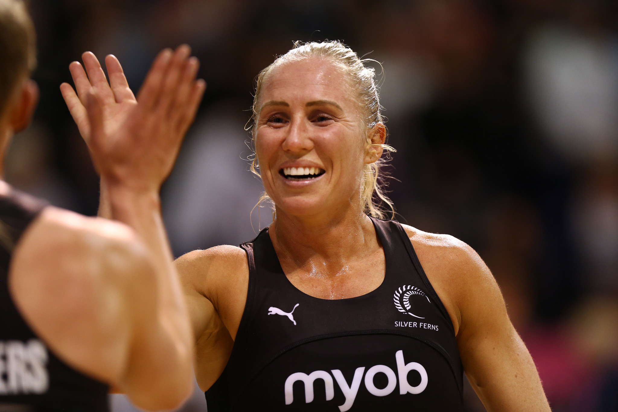 New Zealand netball caps record holder Langman announces retirement