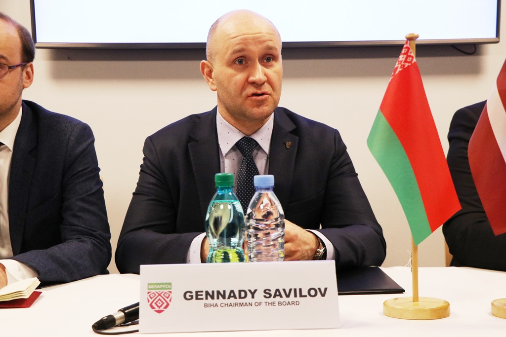 Belarus Ice Hockey Federation President resigns as doubts continue over 2021 World Championships