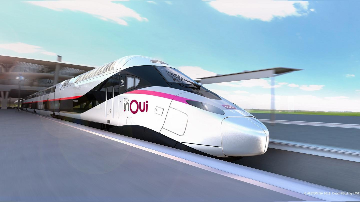"France's ""train of the future"" to be ready in time for Paris 2024"