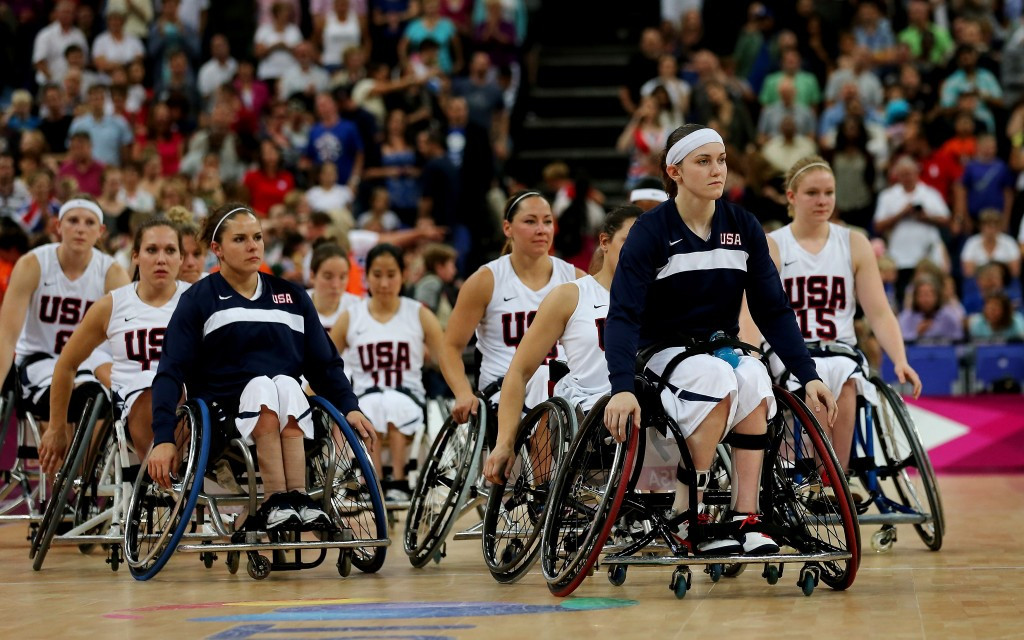 The United States women's team will be targeting a medal at Rio 2016, having finished fourth at London 2012 ©Getty Images