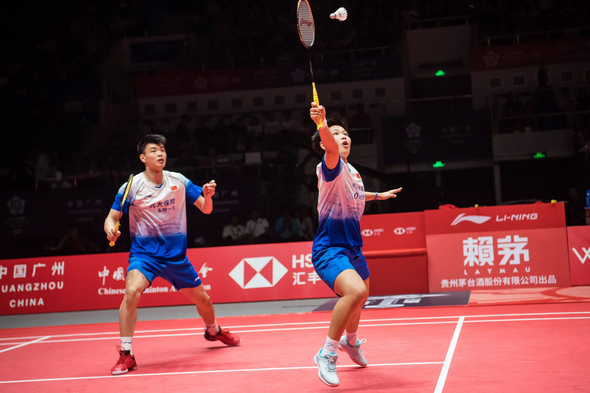 The BWF World Tour Finals are still planned but the venue is now unconfirmed  ©Getty Images