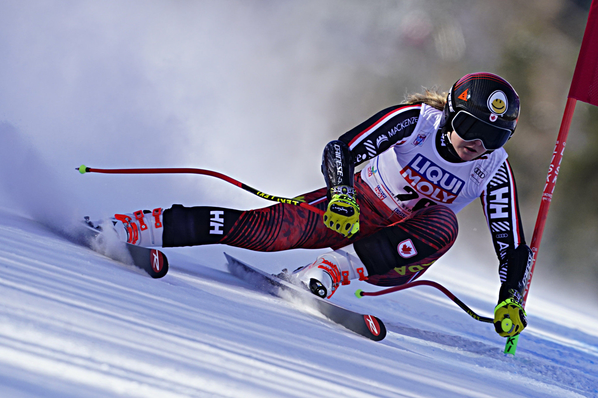 Alpine Canada confirm Grenier return to full training after injury