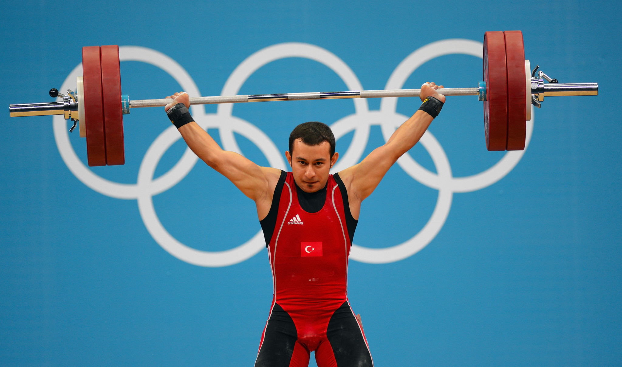 Turkish weightlifter Erol Bilgin had his eight-place finish at the London 2012 Olympic Games wiped after a reanalysis of his sample ©Getty Images
