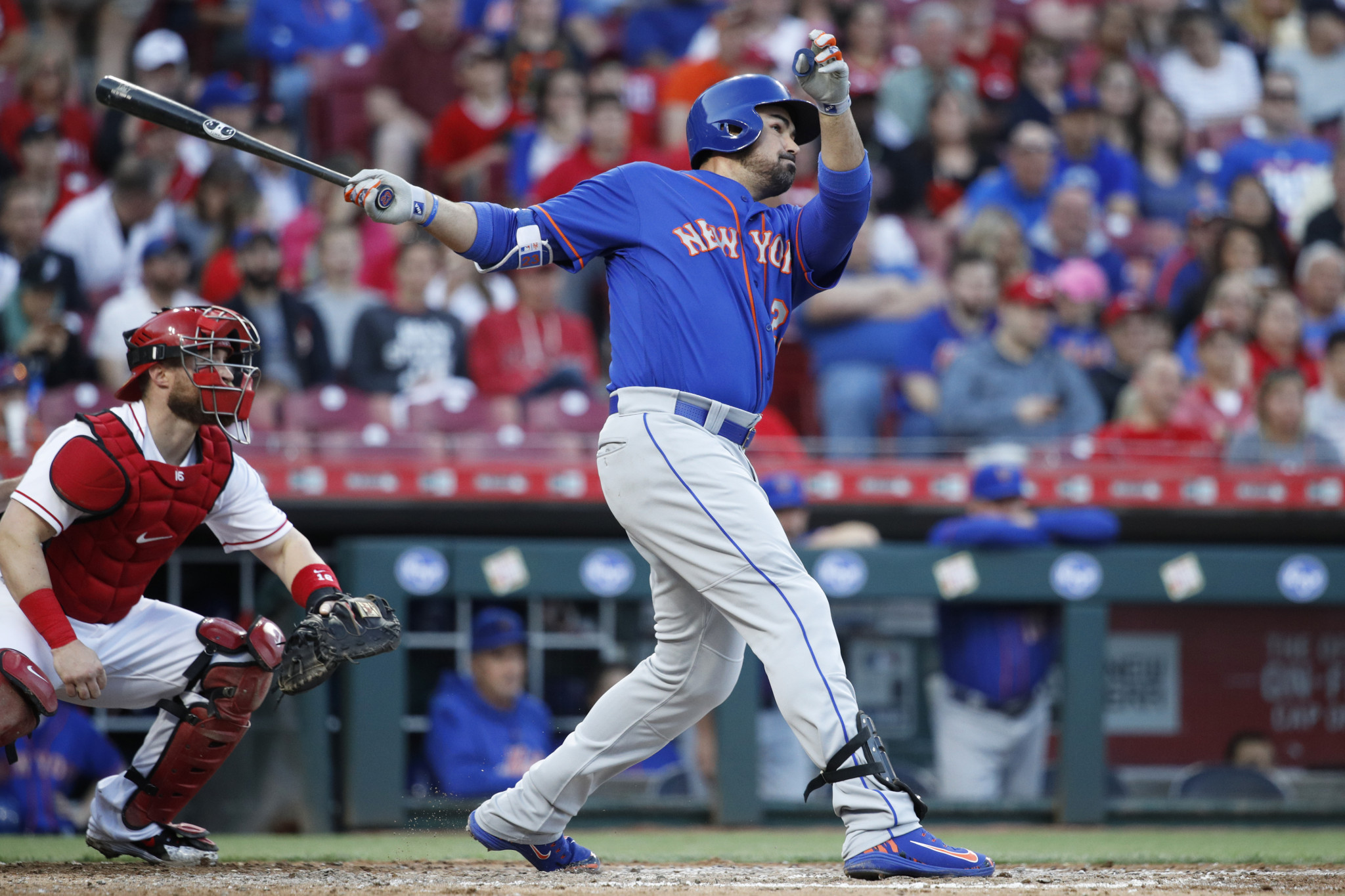 Adrian Gonzalez is eyeing a place in Mexico's team for next year's Olympic Games in Tokyo ©Getty Images