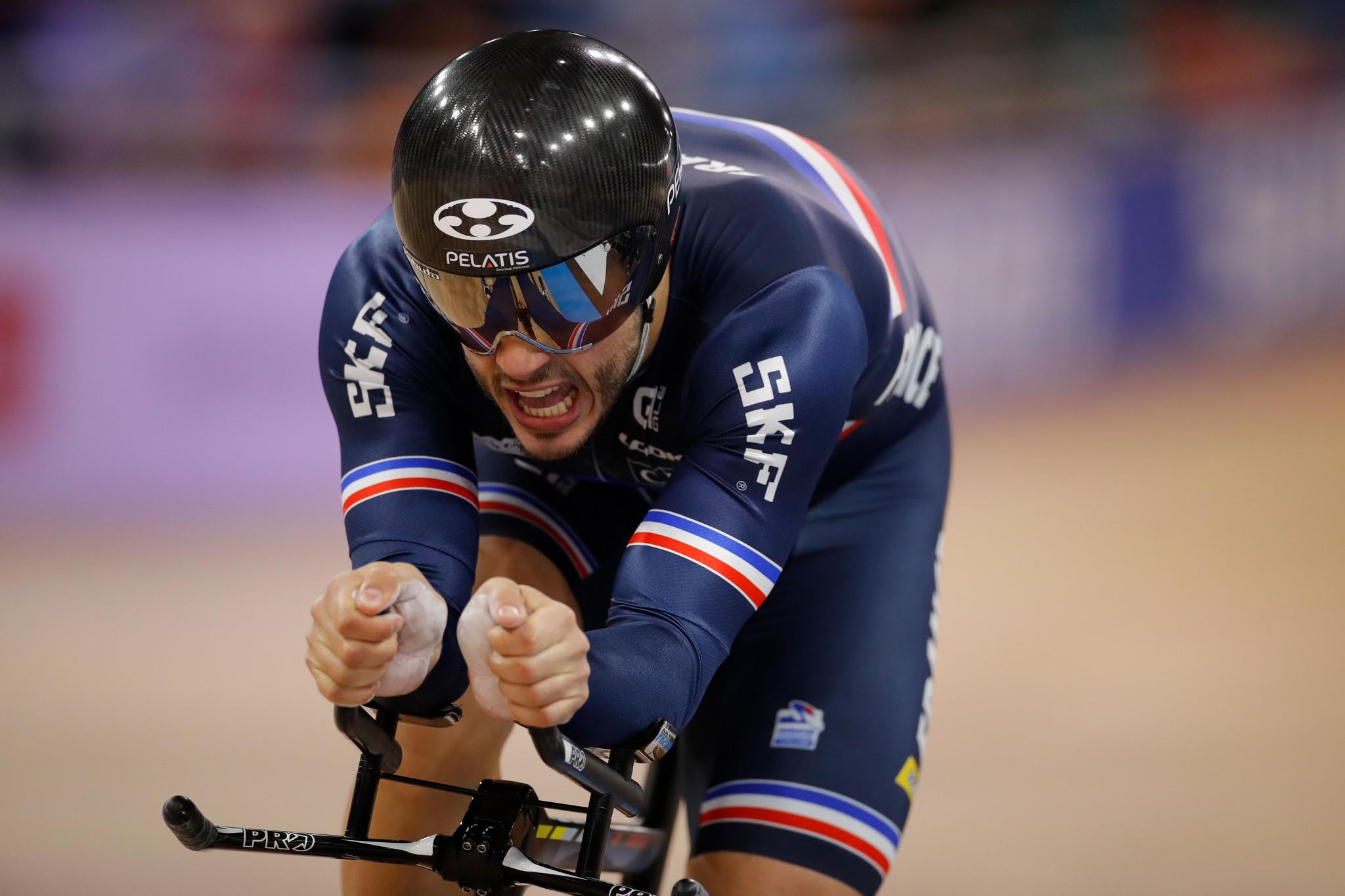 Sprinter Lafargue targets switch to team pursuit for Paris 2024