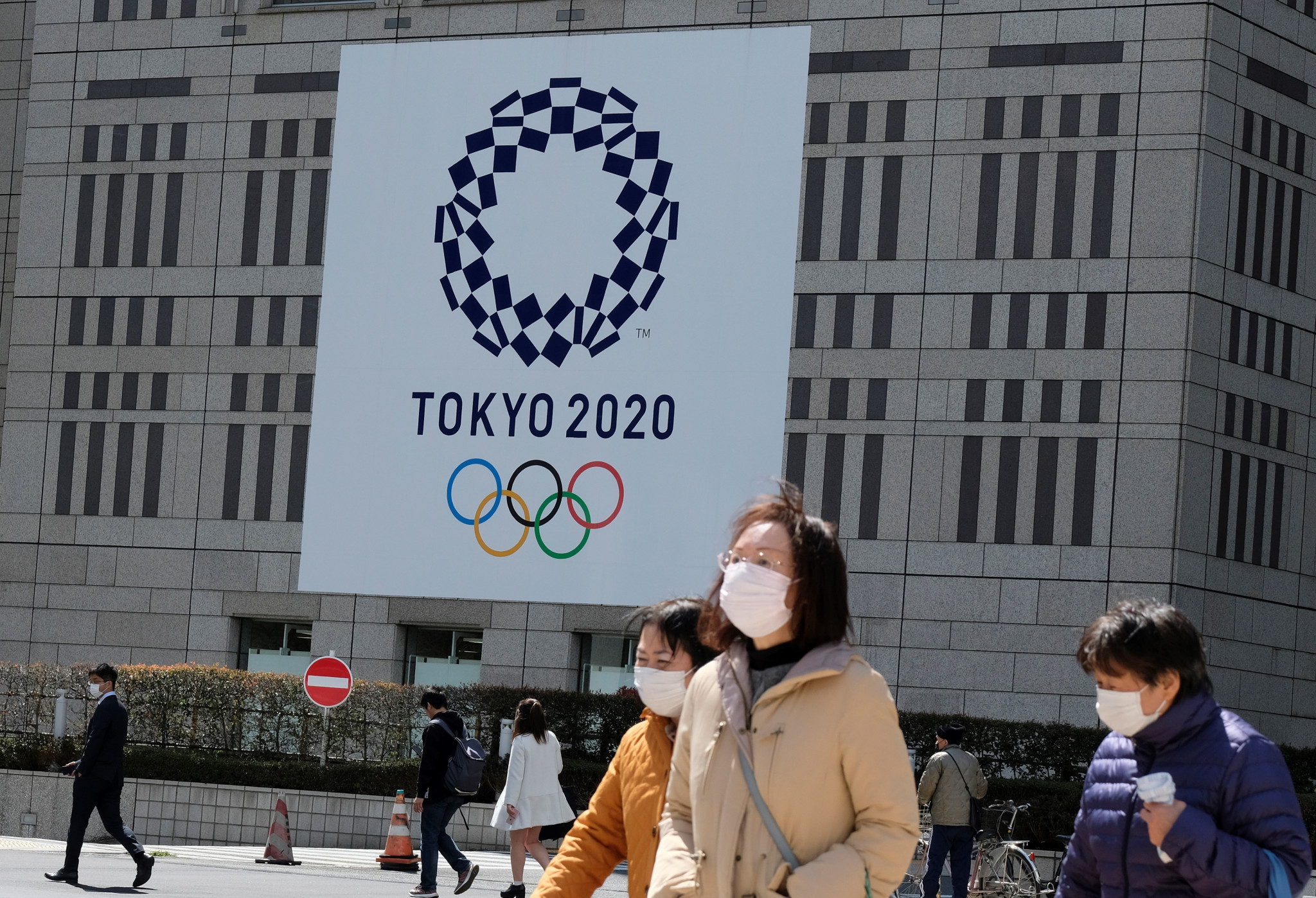 More than 60 per cent of volunteers said they were concerned about how Tokyo 2020 could take place during the pandemic ©Getty Images