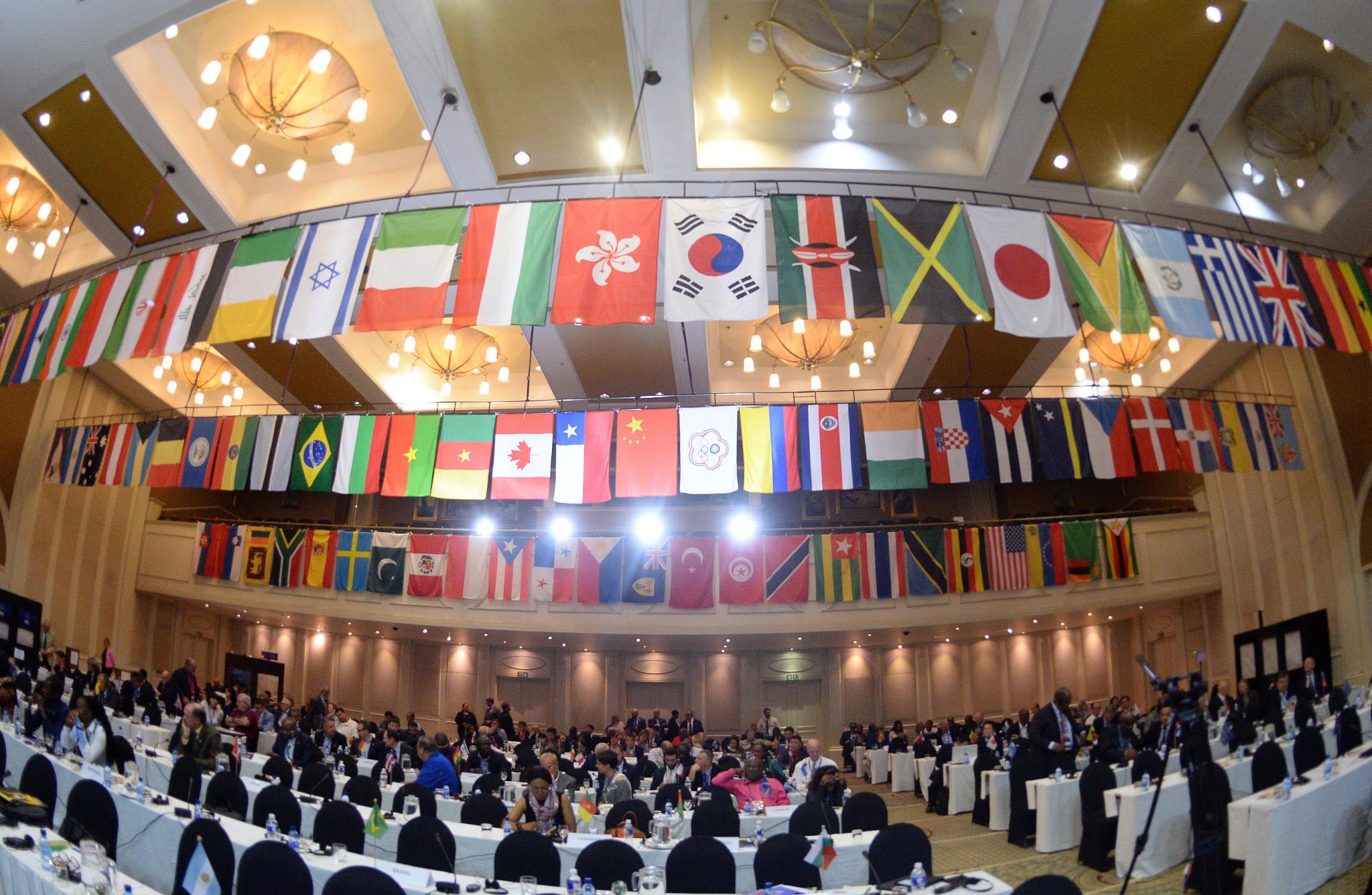 WBSC Congress set for postponement until 2022
