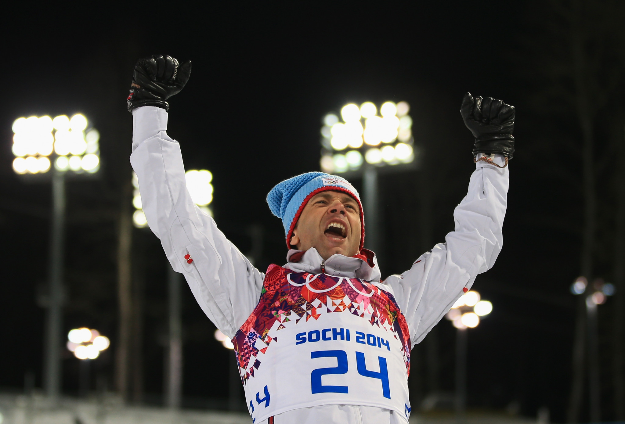 Ole Einar Bjørndalen is China's men's biathlon coach ©Getty Images