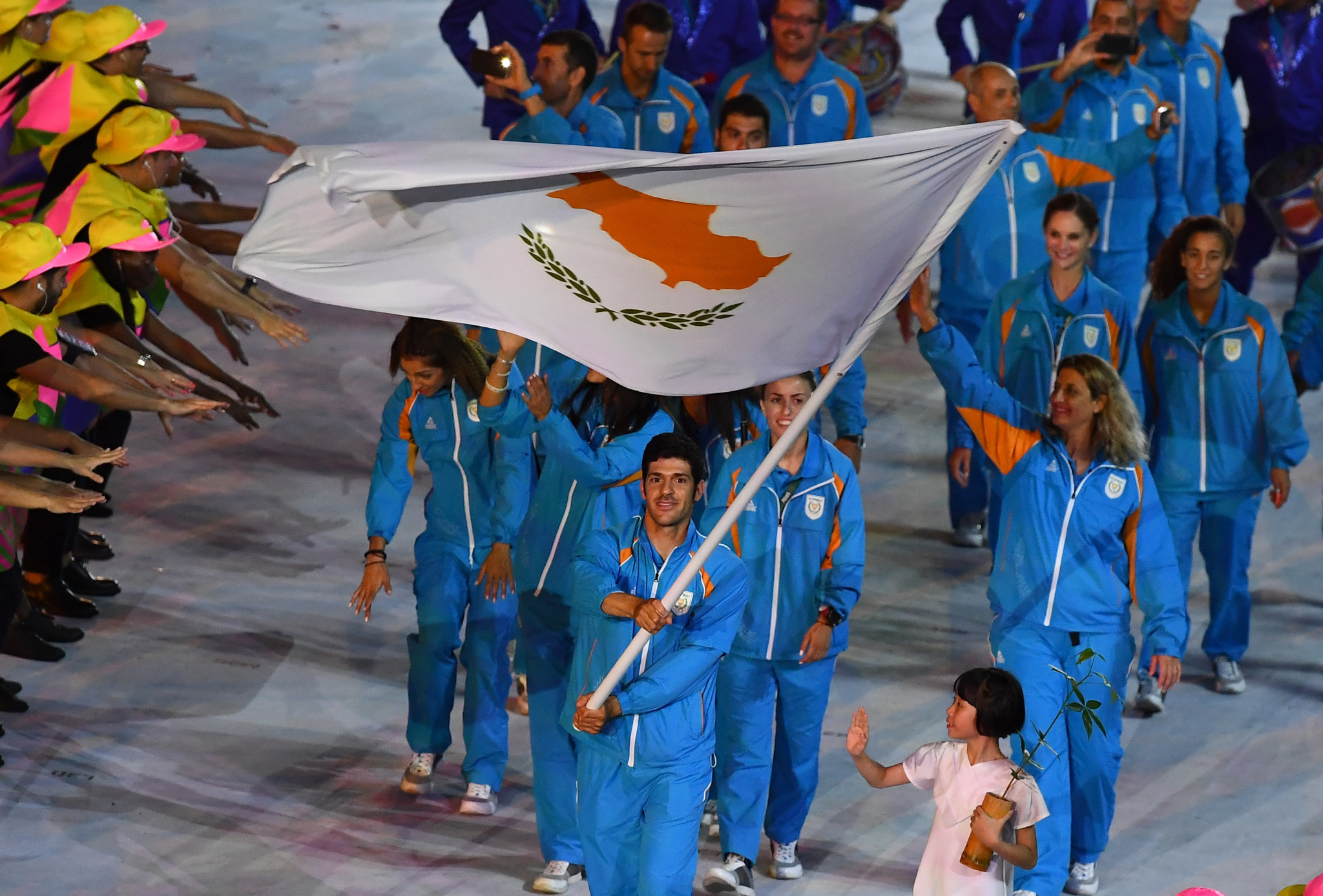 Cyprus Olympic Committee's Adopt An Athlete scheme generates €300,000