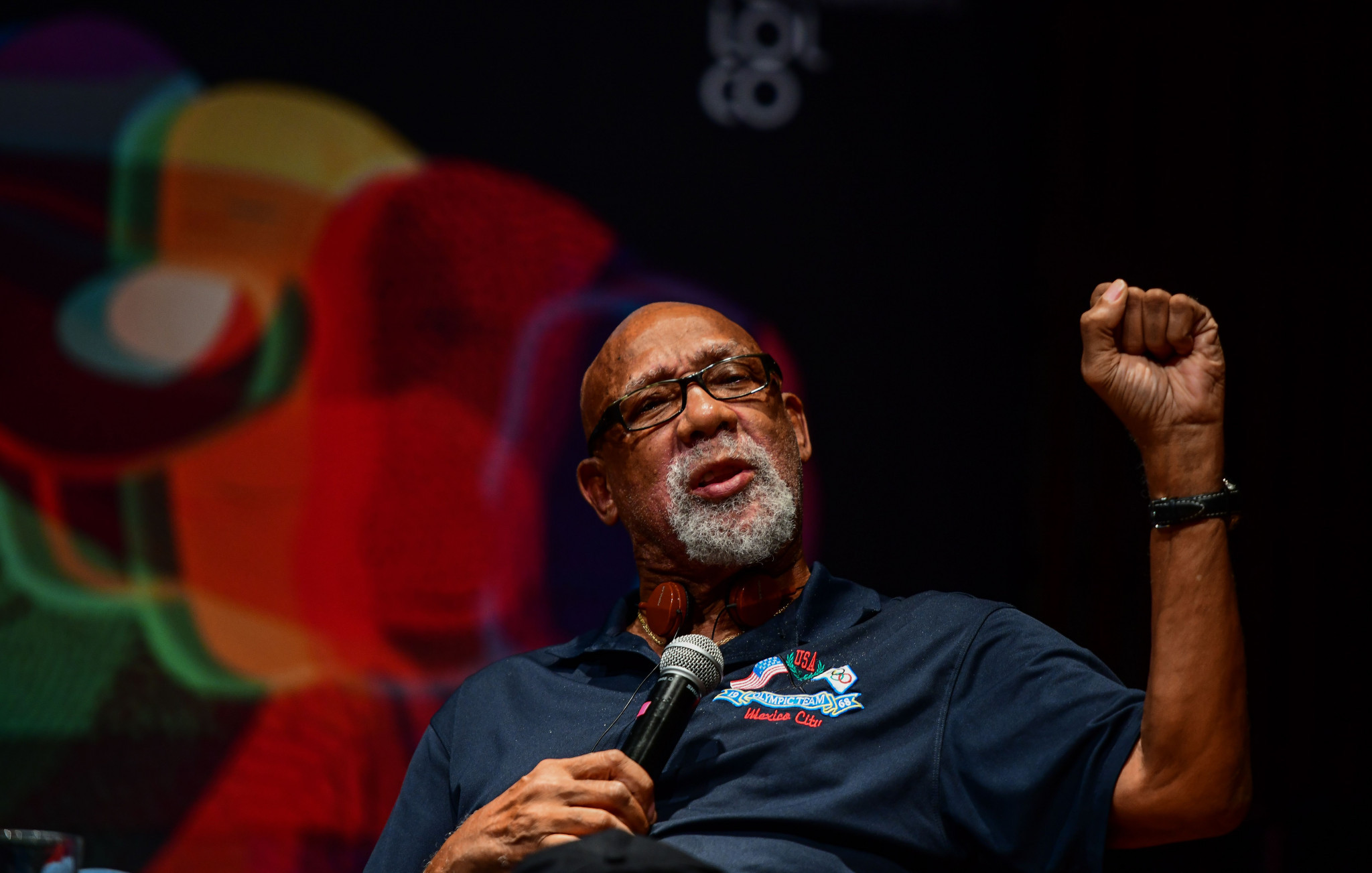 John Carlos included on Team USA Council on Racial and Social Justice