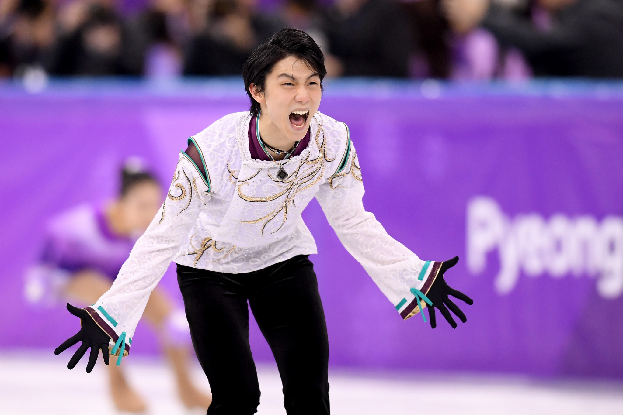 Yuzuru Hanyu has won two Olympic titles  ©Getty Images