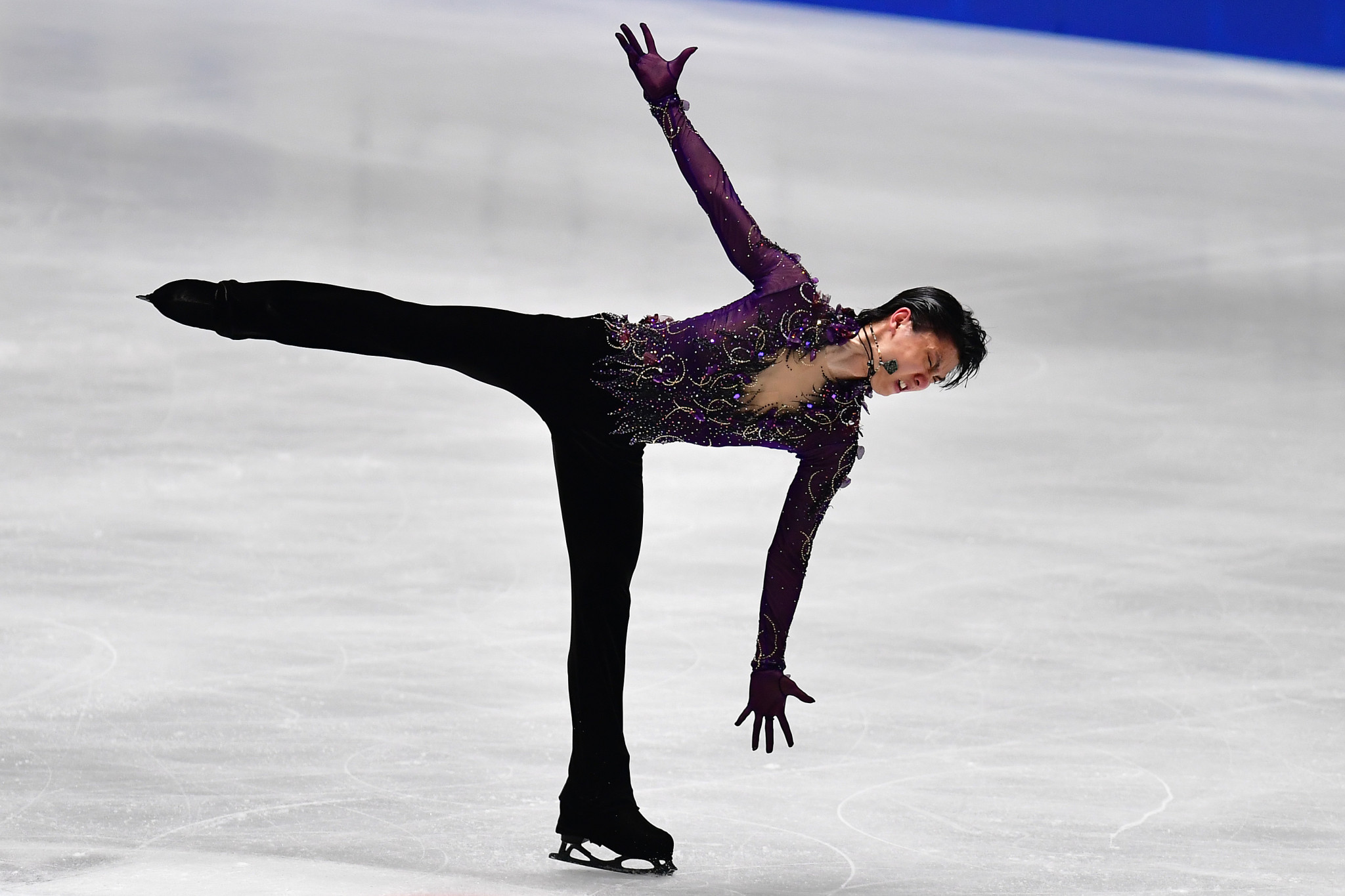 Asthmatic Hanyu to skip Grand Prix of Figure Skating season over COVID-19 concerns