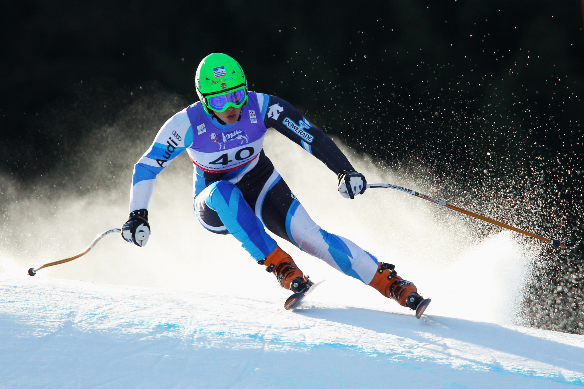 Five-time Olympian Rienda lands new role at Sierra Nevada ski resort