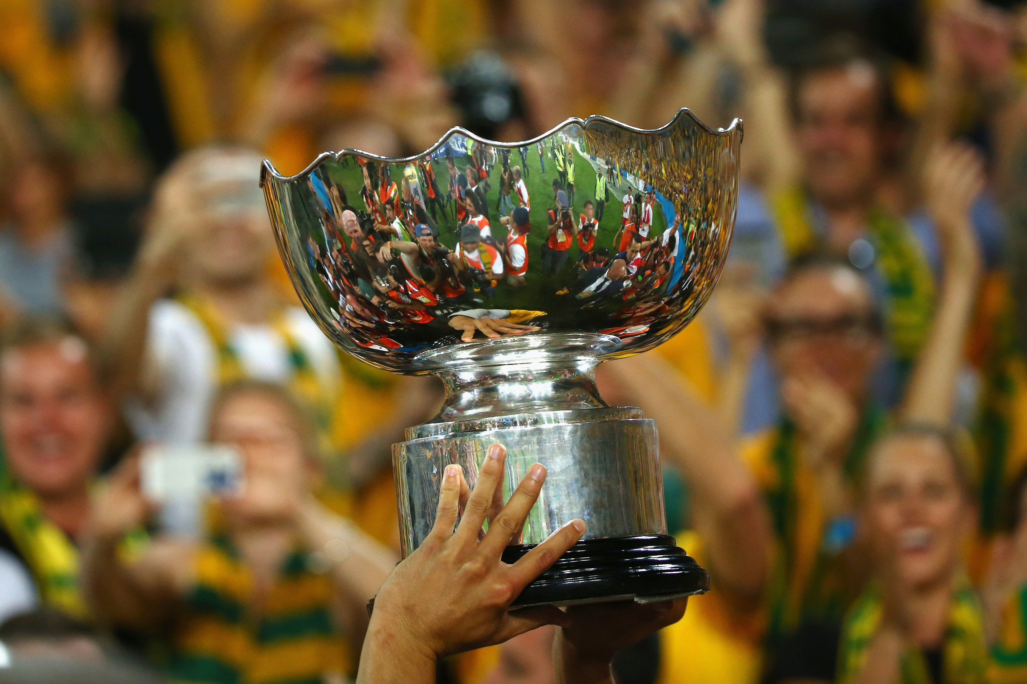 AFC confirms five bids to host 2027 Asian Cup received