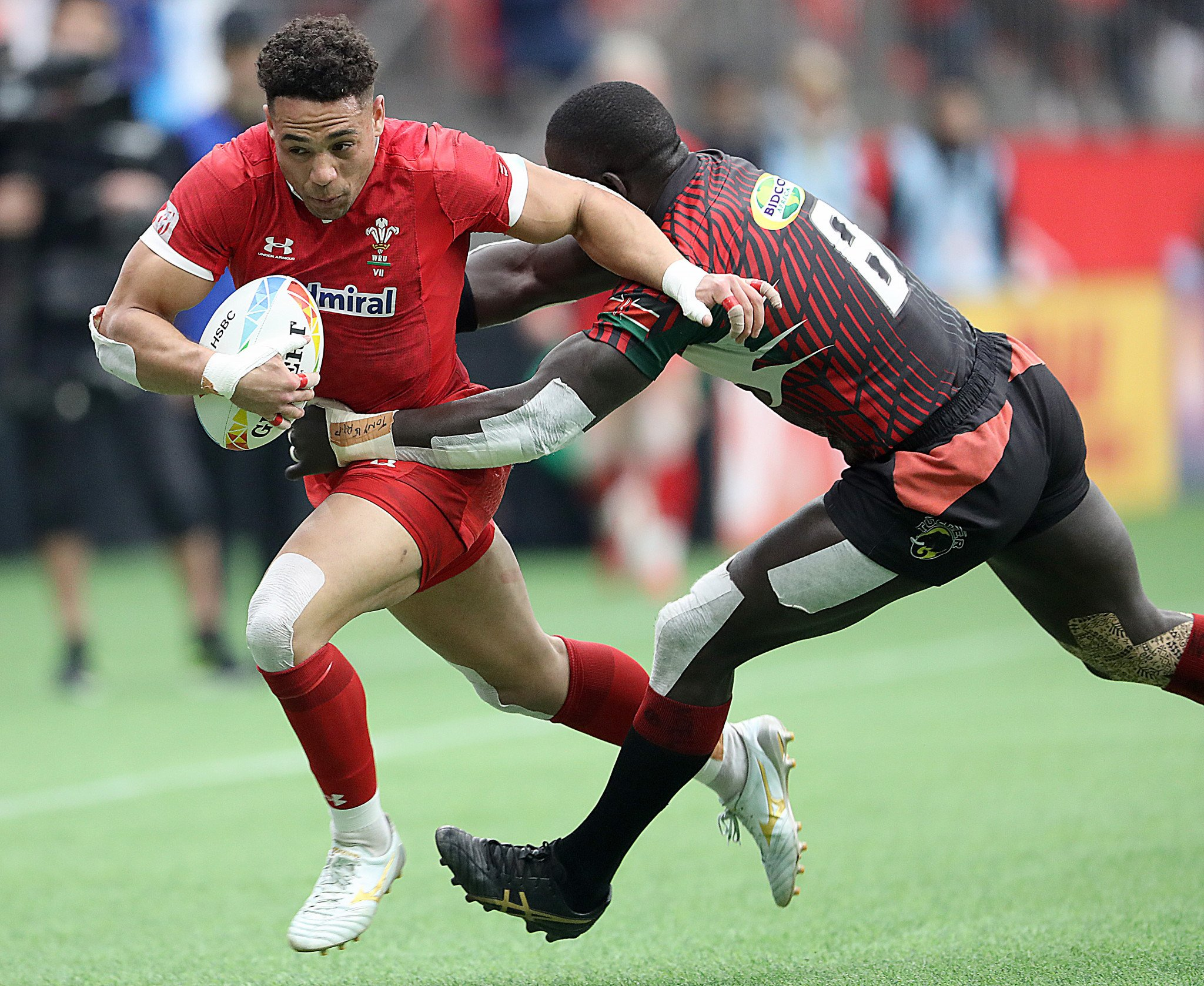 Wales rugby sevens programme ceases operations due to coronavirus crisis