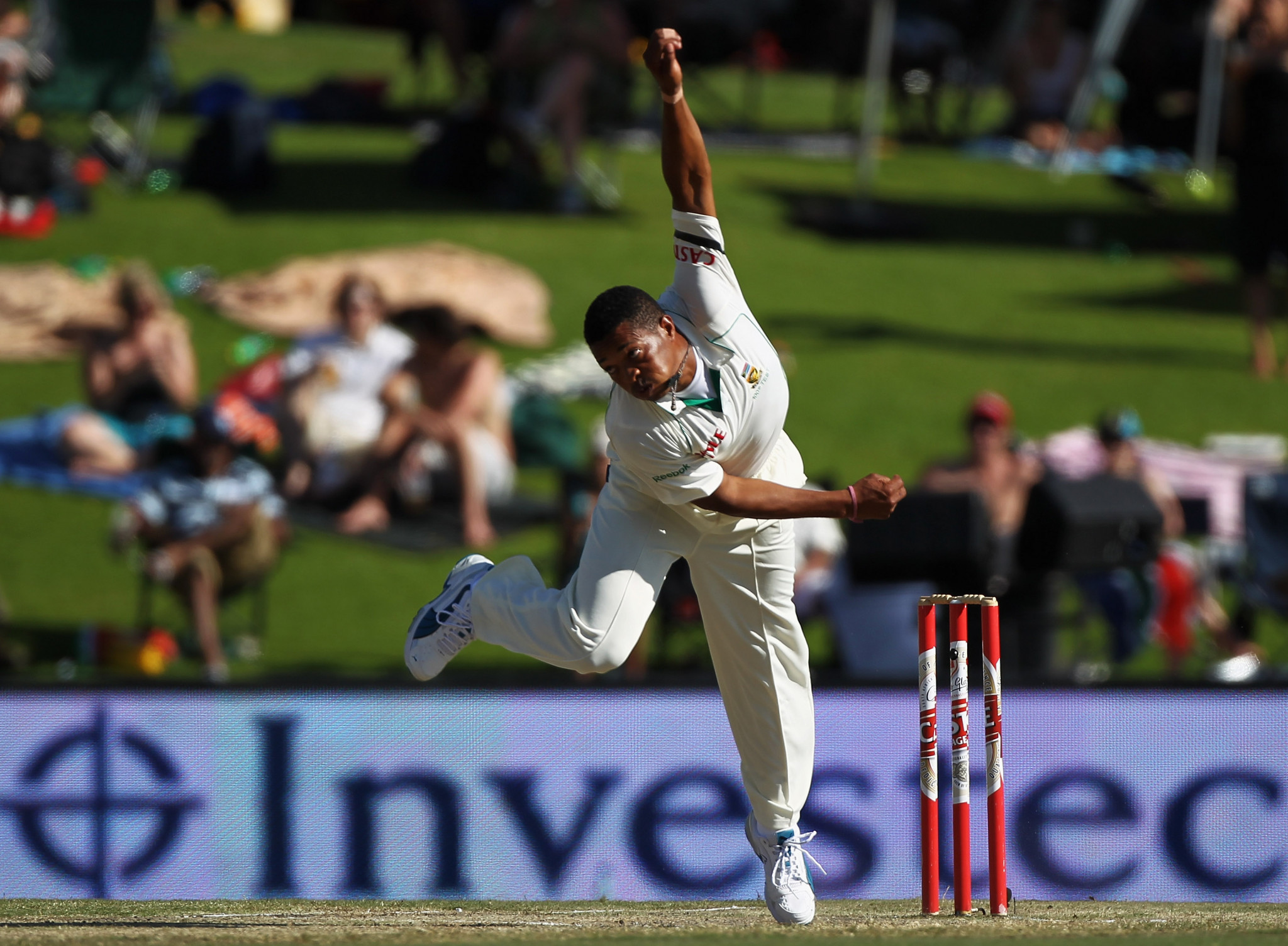Makhaya Ntini is one of nine project ambassadors  ©Getty Images