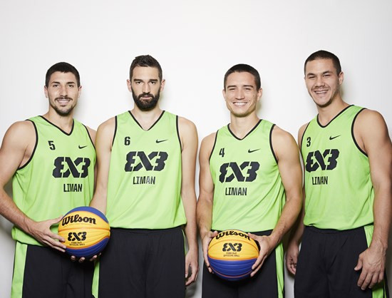 Liman started the 3x3 World Tour event in Debrecen with two wins ©FIBA