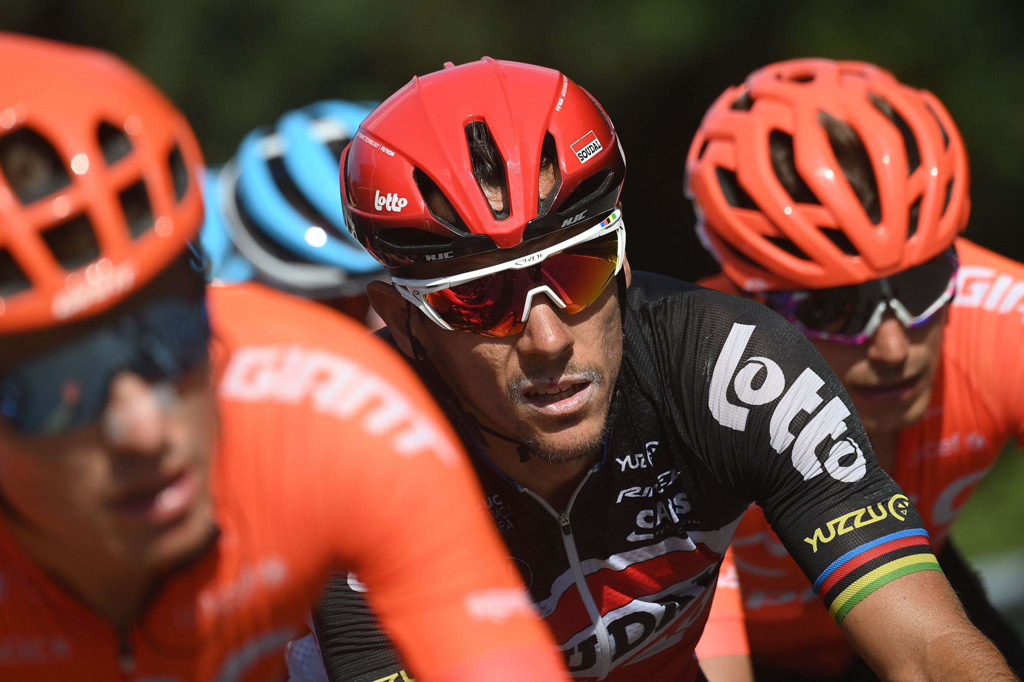Lotto-Soudal riders Gilbert and Degenkolb out of Tour de France