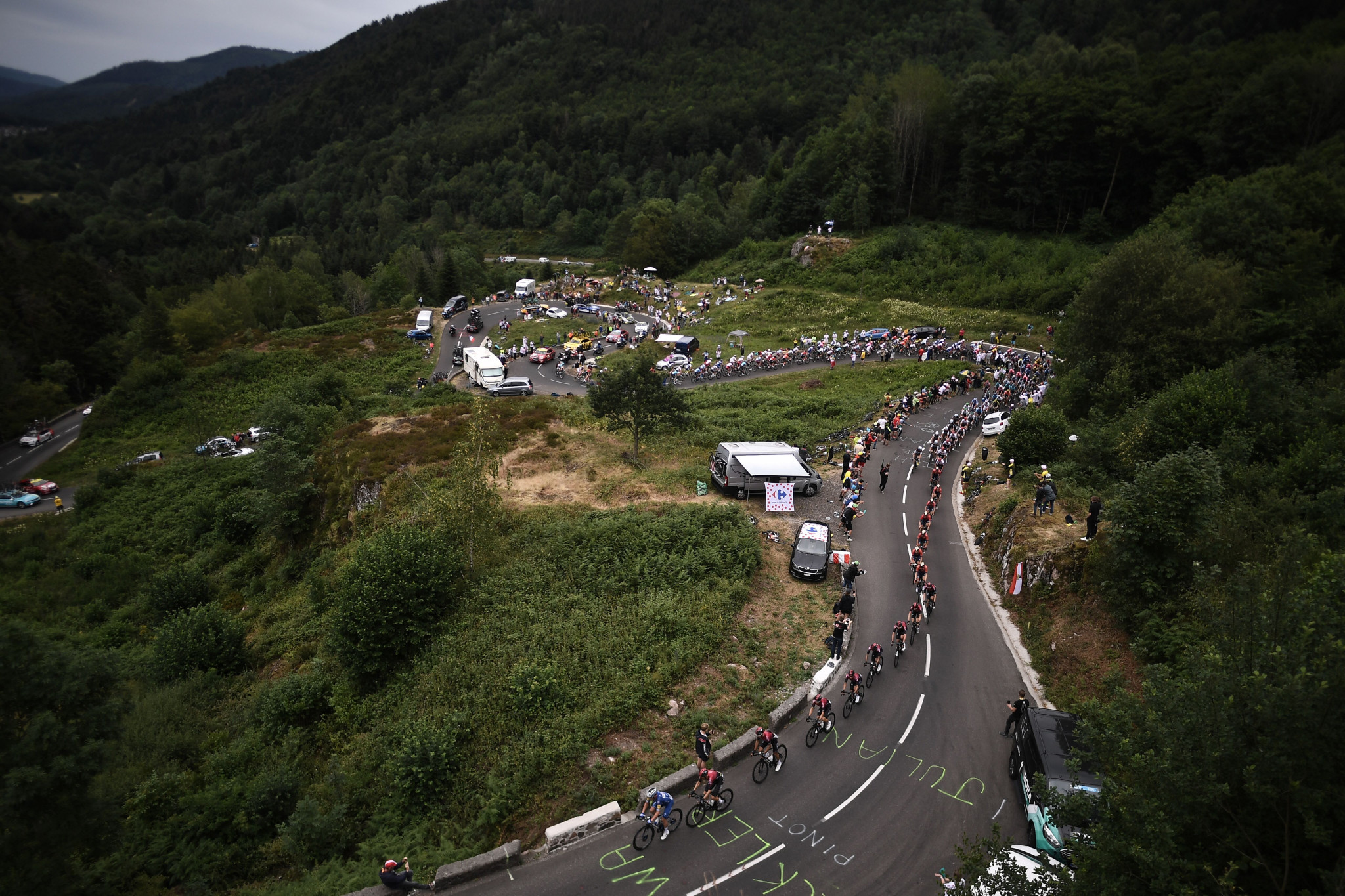 French Cycling Federation offers to host UCI Road World Championships