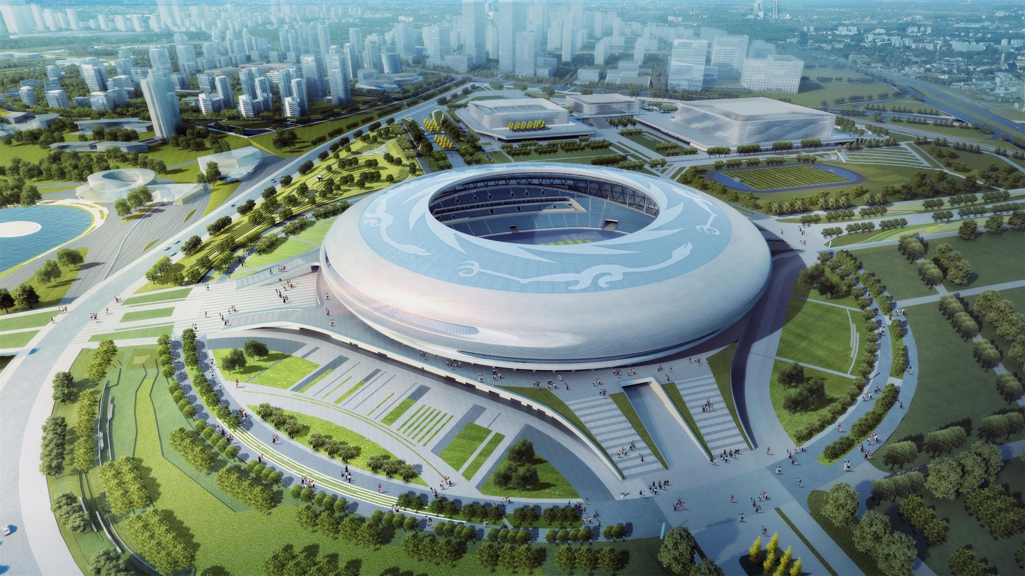 Chengdu is set to host the 2021 Summer World University Games ©Chengdu 2021