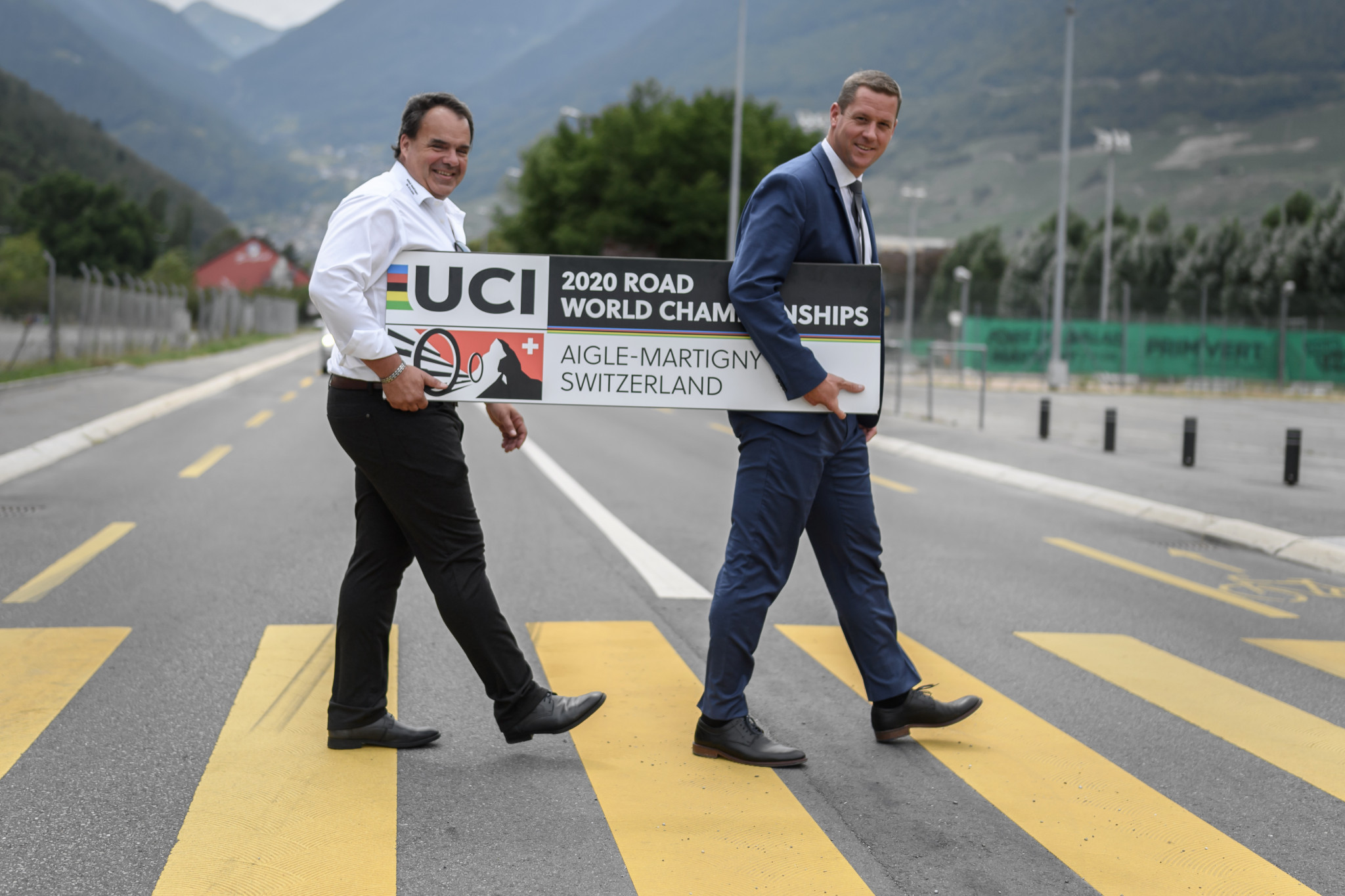 A new venue is needed for the UCI Road World Championships ©Getty Images