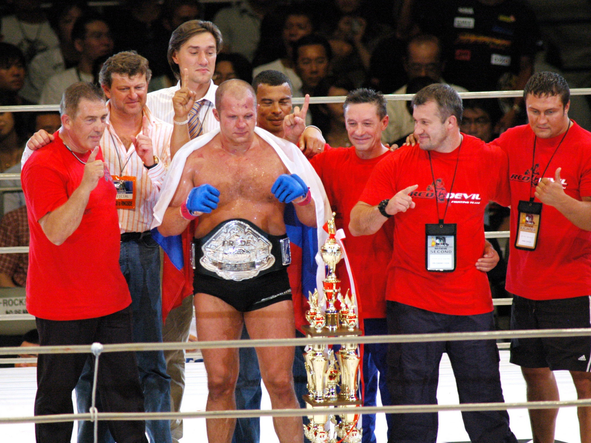Coach of four-time combat sambo world champion Emelianenko passes away