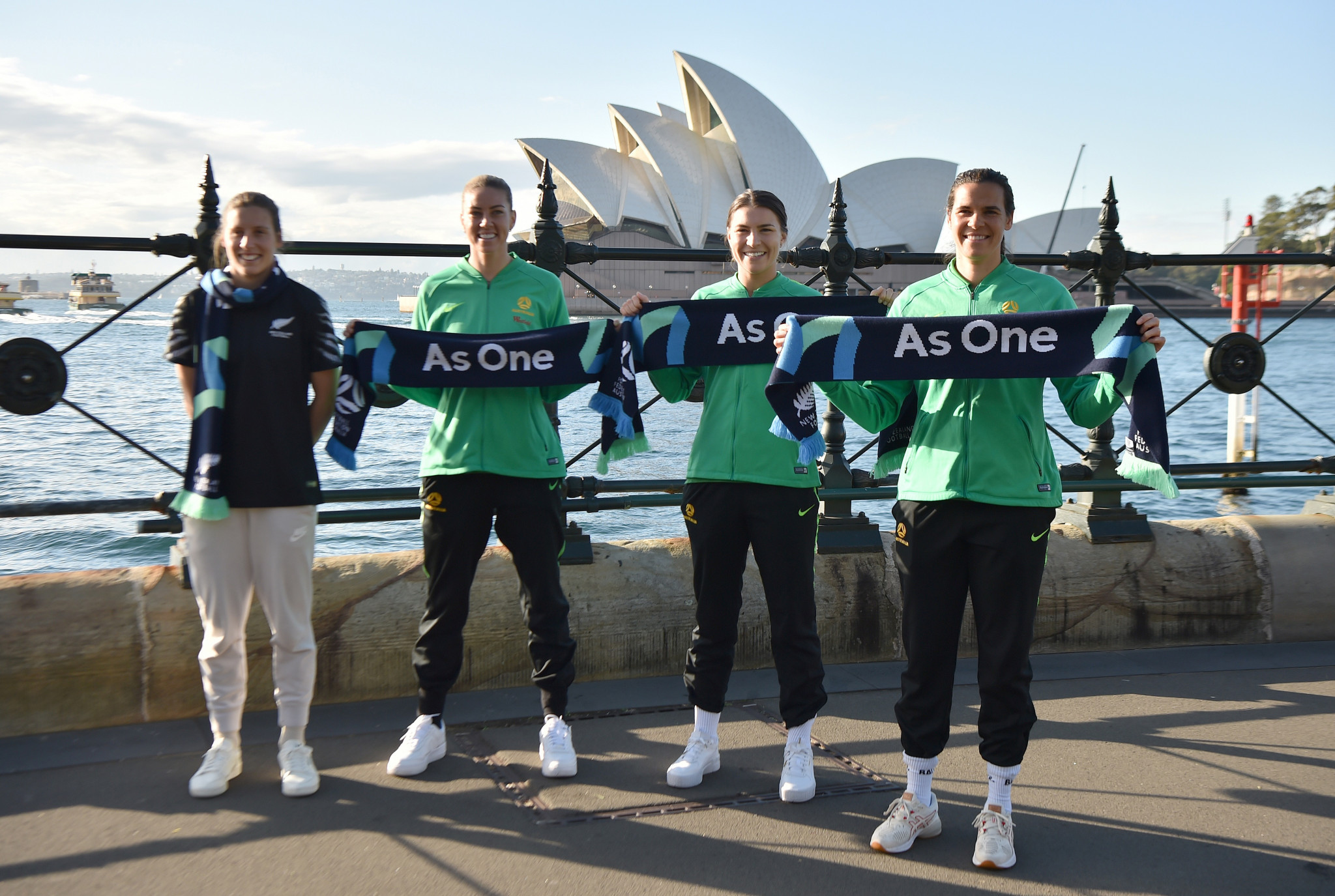 Australia is set to host the 2023 FIFA Women's World Cup alongside New Zealand ©Getty Images