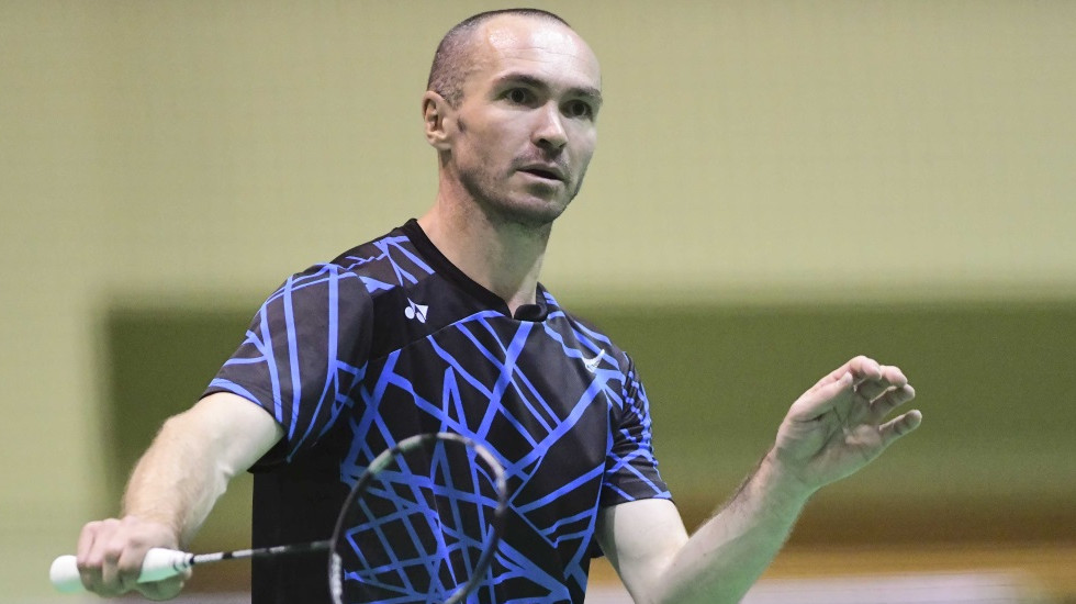 Robinson eyeing qualification to Tokyo 2020 Para-badminton competition