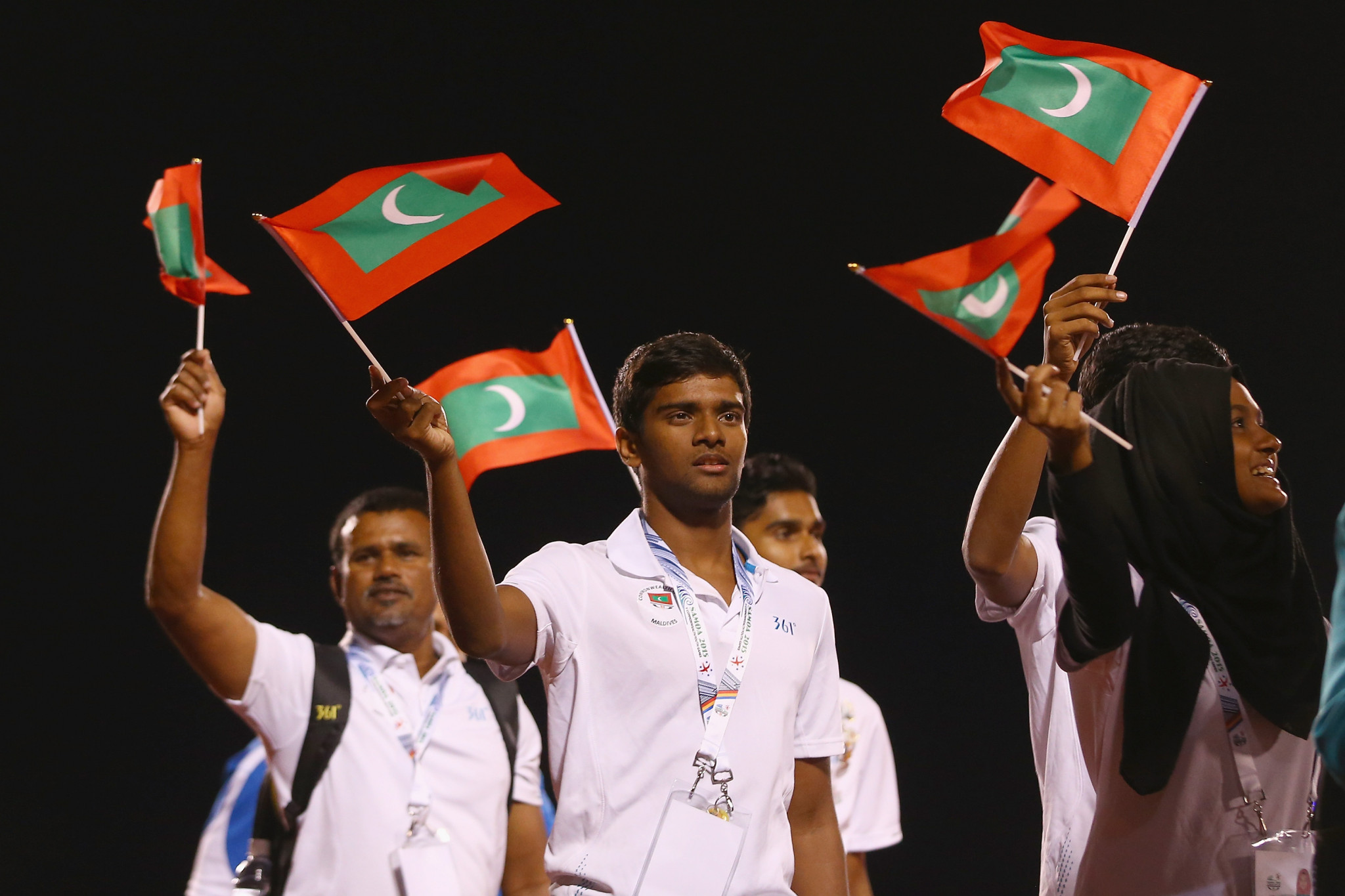 Maldives readmitted as member of Commonwealth Games Federation