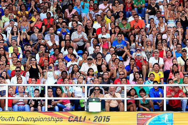 Cali announced as host of 2022 World Athletics U20 Championships